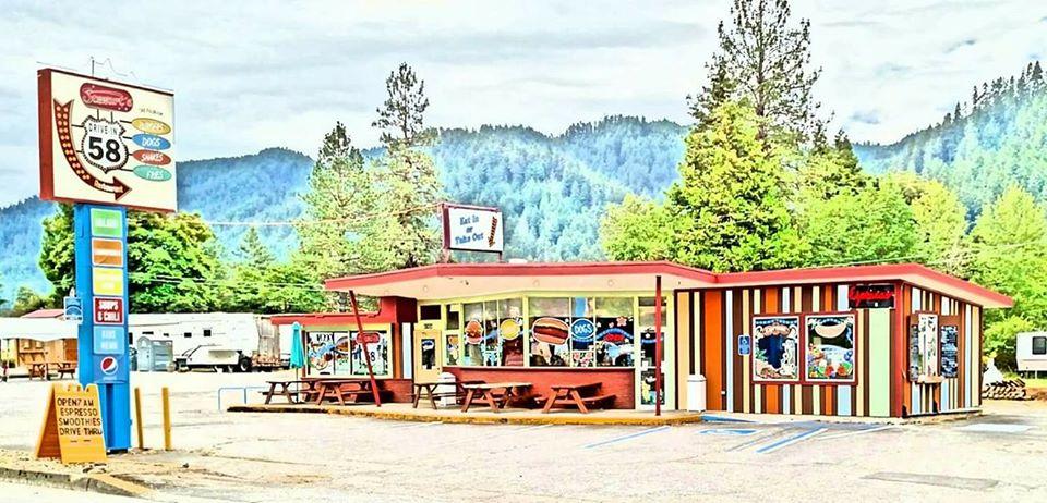 Stewart's 58 Drive-In Restaurant & Coffee Counter