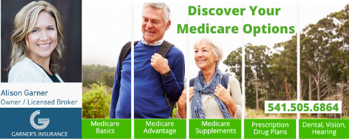 Medicare Insurance Agent in Eugene