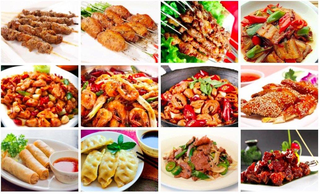 LZ Chinese Dish
