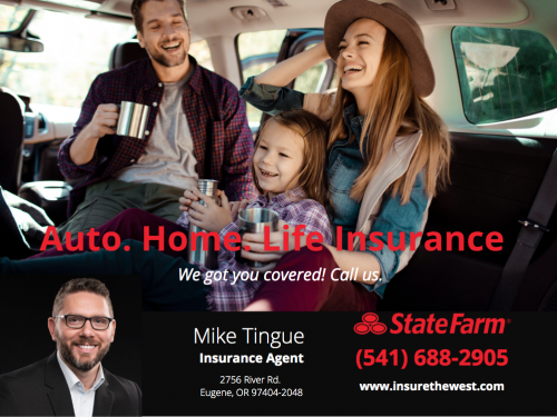 Mike Tingue - State Farm Agent, Eugene, Oregon