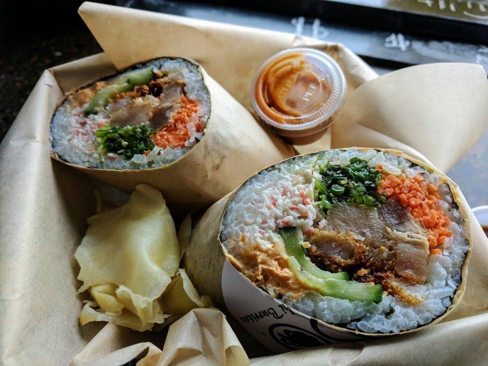 Subo Sushi Burritos