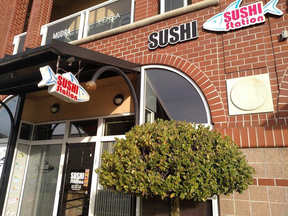Sushi Station Japanese Restaurant