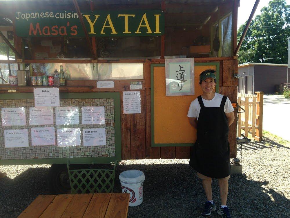 Japanese cuisine Masa's YATAI