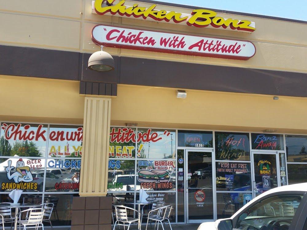 Chicken Bonz