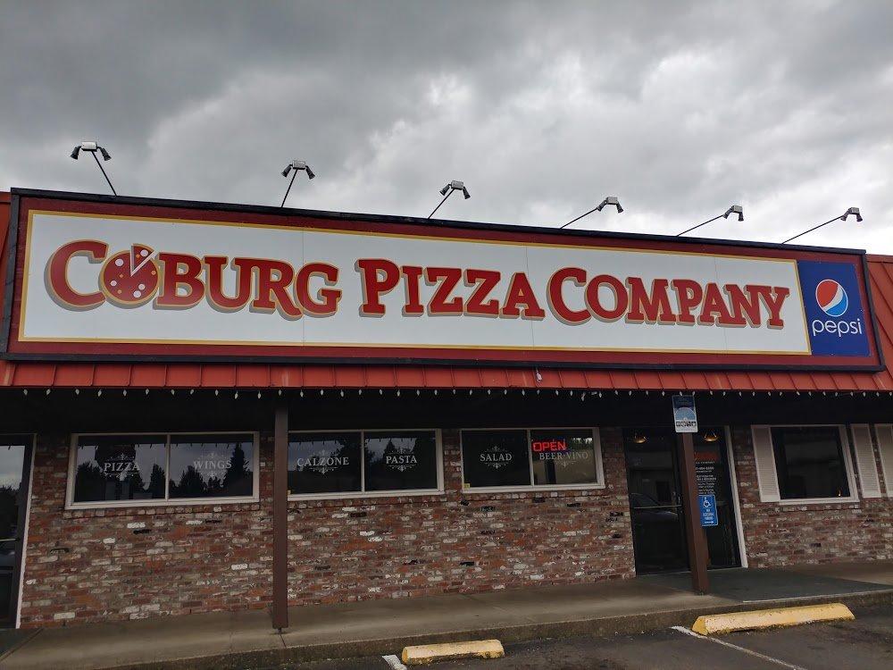 Coburg Pizza Company   Centennial