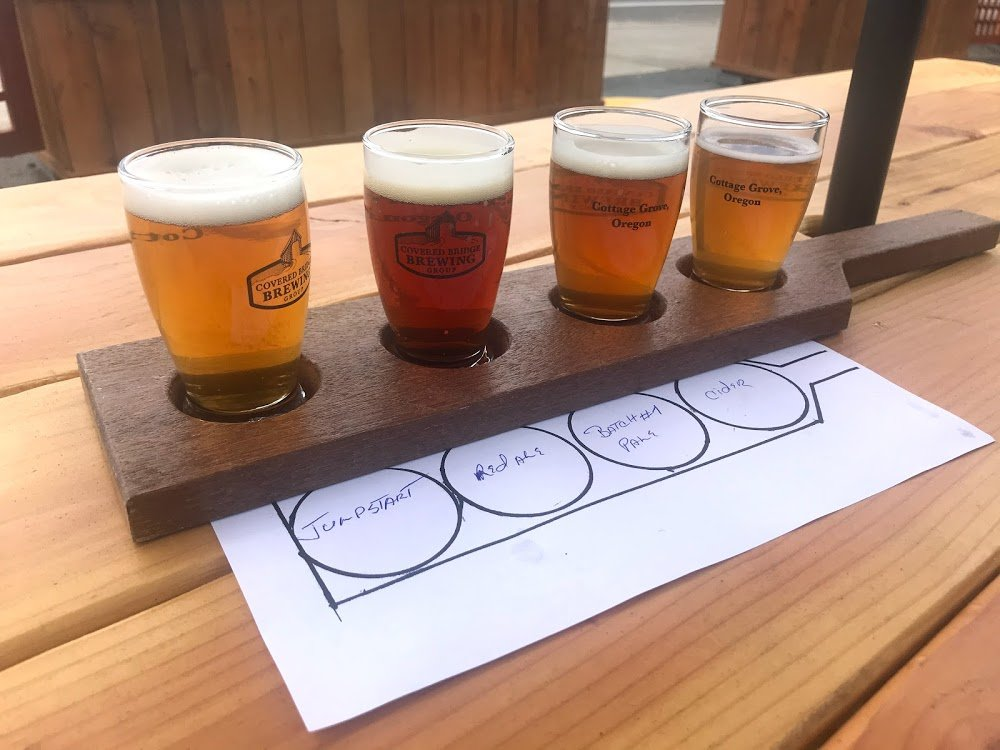 Covered Bridge Brewing Group