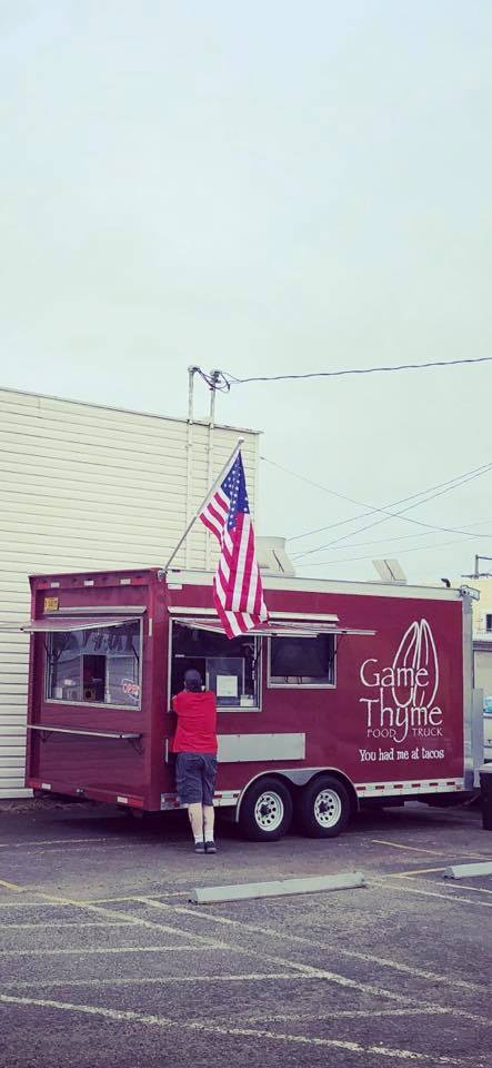 Game Thyme Food Truck