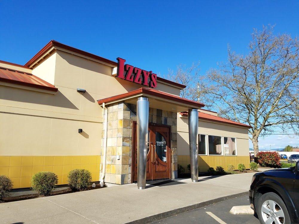 Izzy's Pizza & Buffet – Eugene
