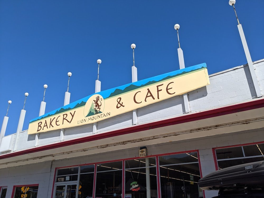 Lion Mountain Bakery