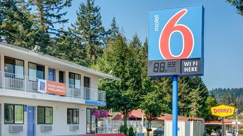 Motel 6 Eugene, OR – South Springfield