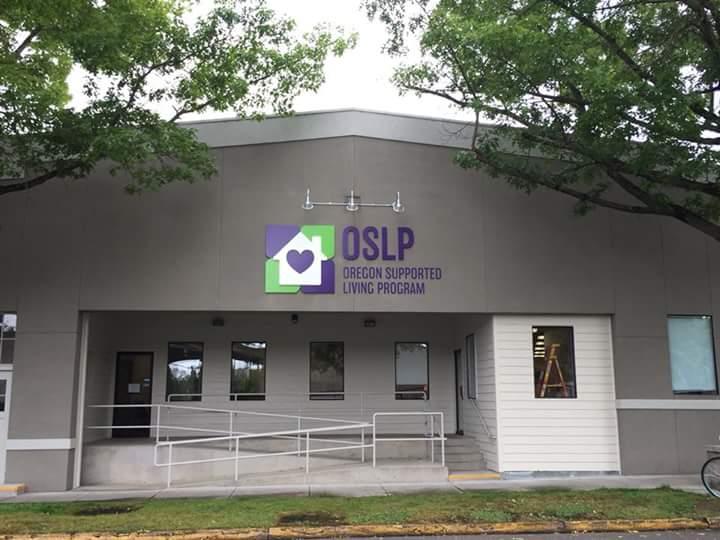 Oregon Supported Living Program
