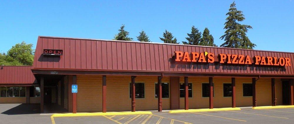 Papa's Pizza Parlor