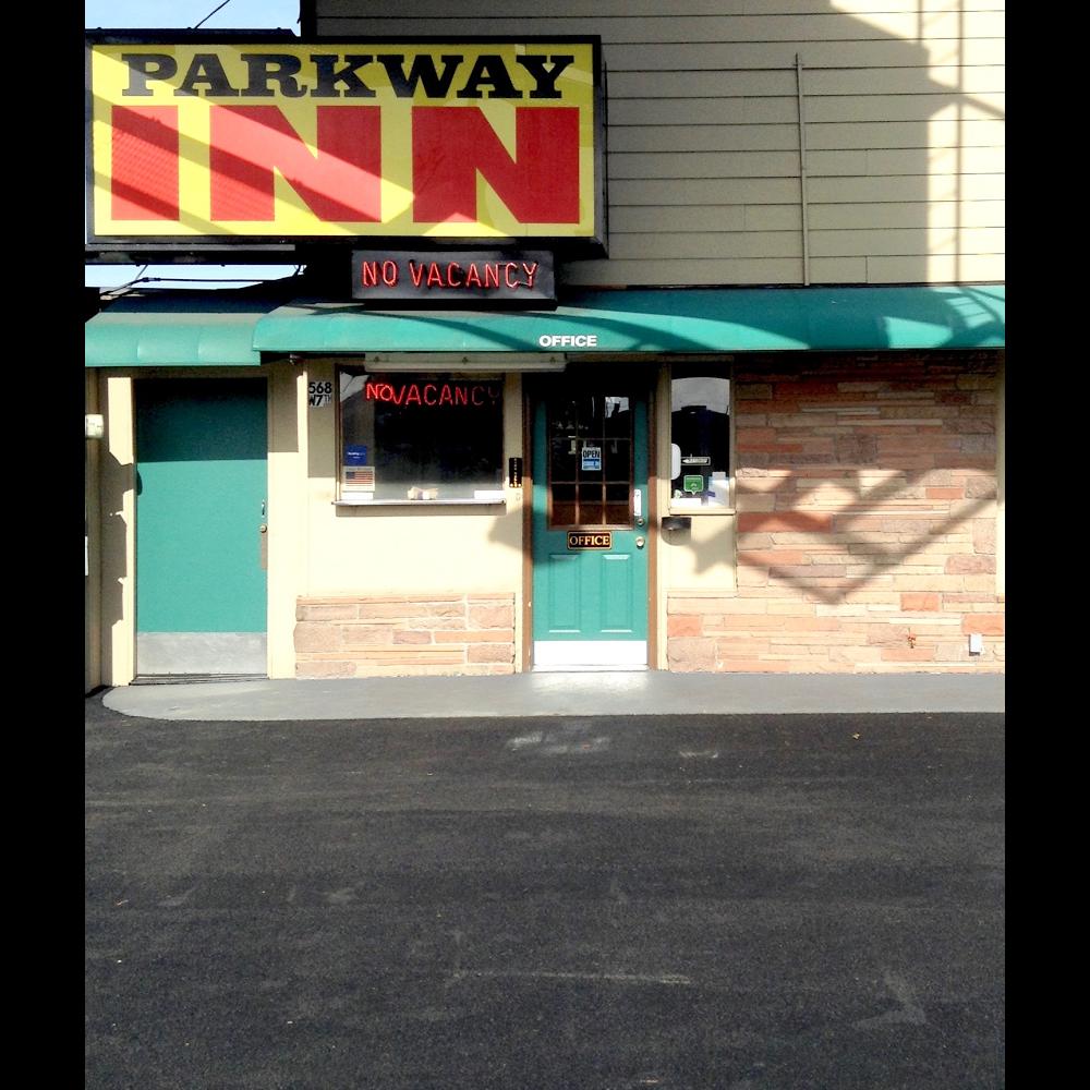 Parkway Inn Motel Eugene Oregon