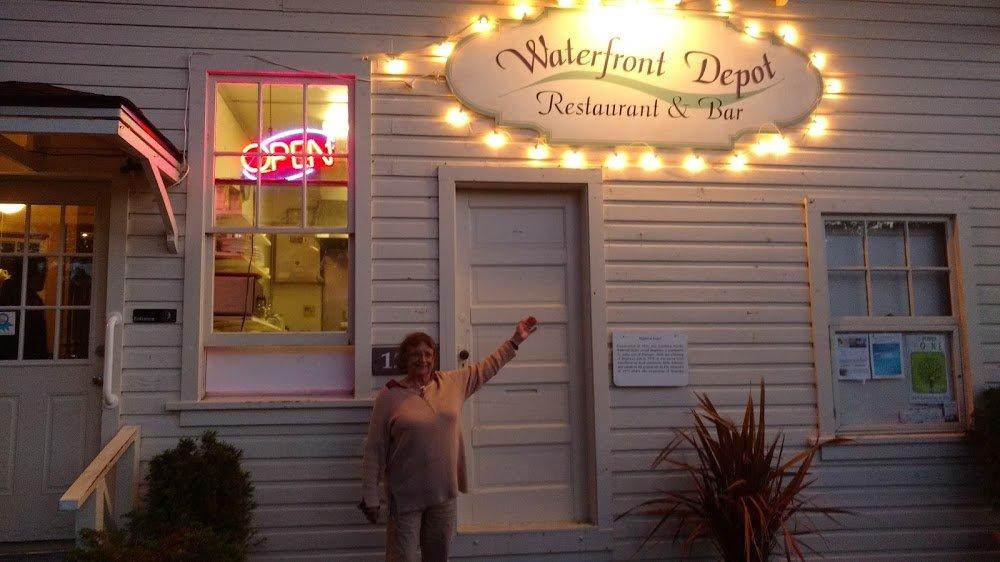 Waterfront Depot Restaurant
