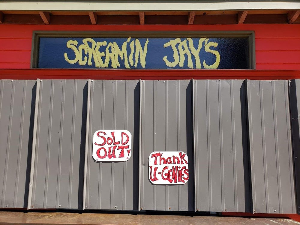 Screamin' Jay's Hot Lunch