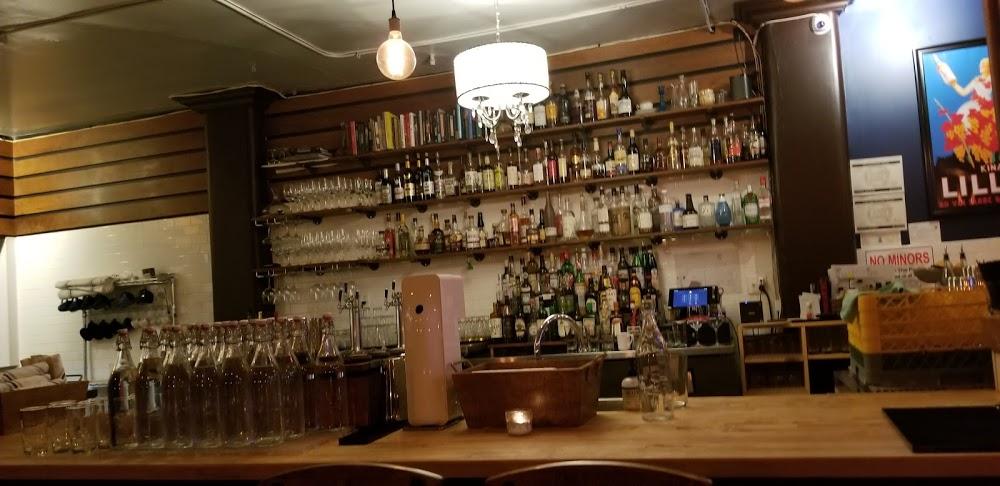 Bar Purlieu