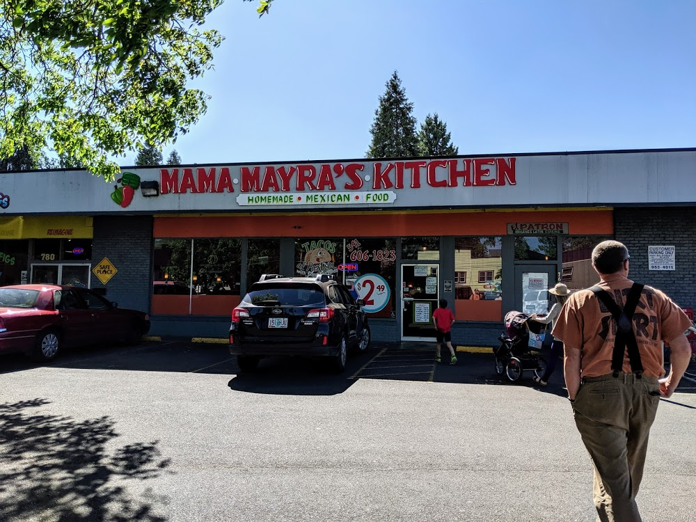Mama Mayra's Kitchen