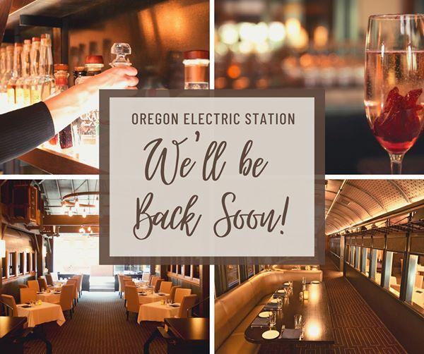 Oregon Electric Station