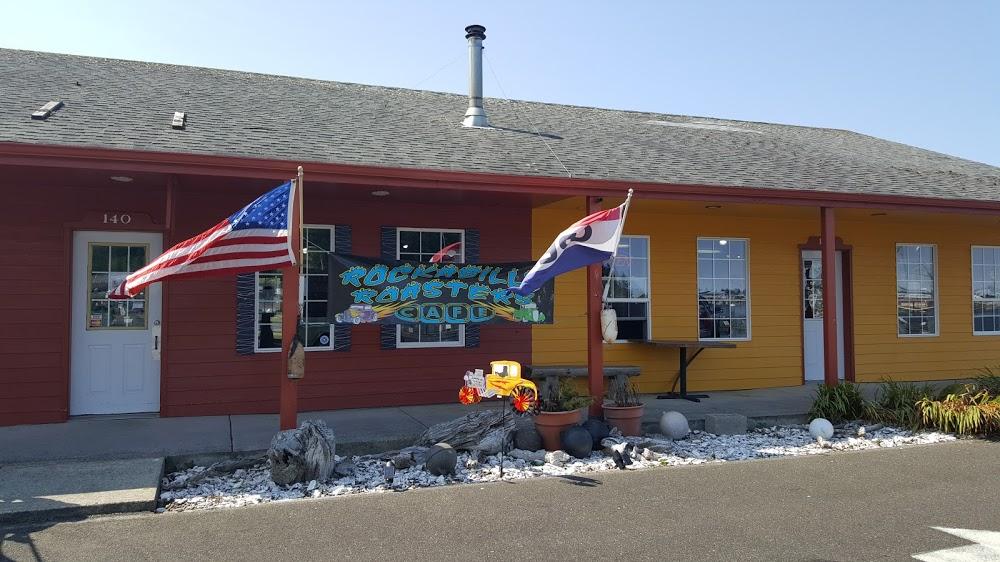 Rockabilly Roasters Cafe and Smoke House