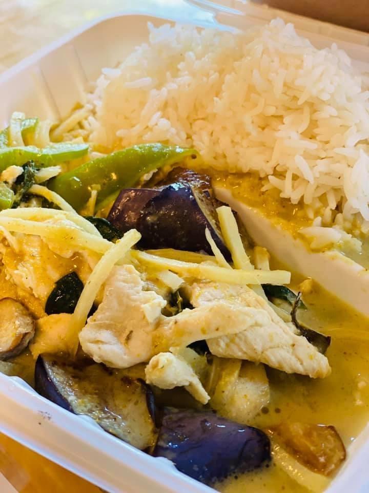 Moo Ping Thai Street Food