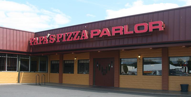 Papa's Pizza Parlor Springfield